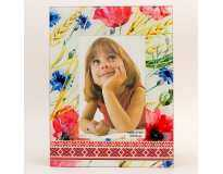 Фоторамки и открытки из Стекла