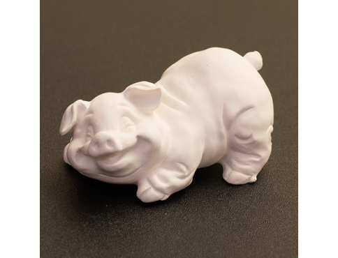 Свинья Белый
