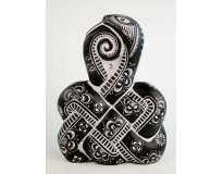 Фигурка каменная Гороскоп Змея