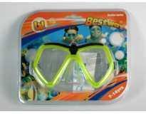 Очки-маска  для плавания детские / 22040