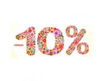 Скидки - 10%