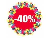 Распродажа -40%